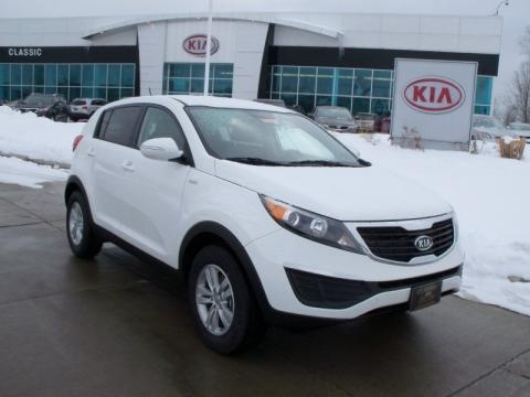 Picture of 2011 Kia Sportage