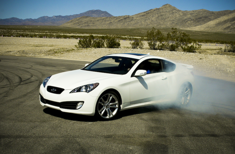 Picture of 2012 Hyundai Genesis Coupe
