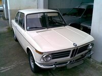 1974 BMW 1602 Overview