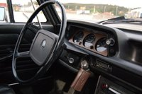 1974 BMW 1602, The car I owned is not the one in this photo., interior