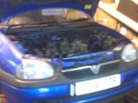 Picture of 1999 Vauxhall Corsa, engine