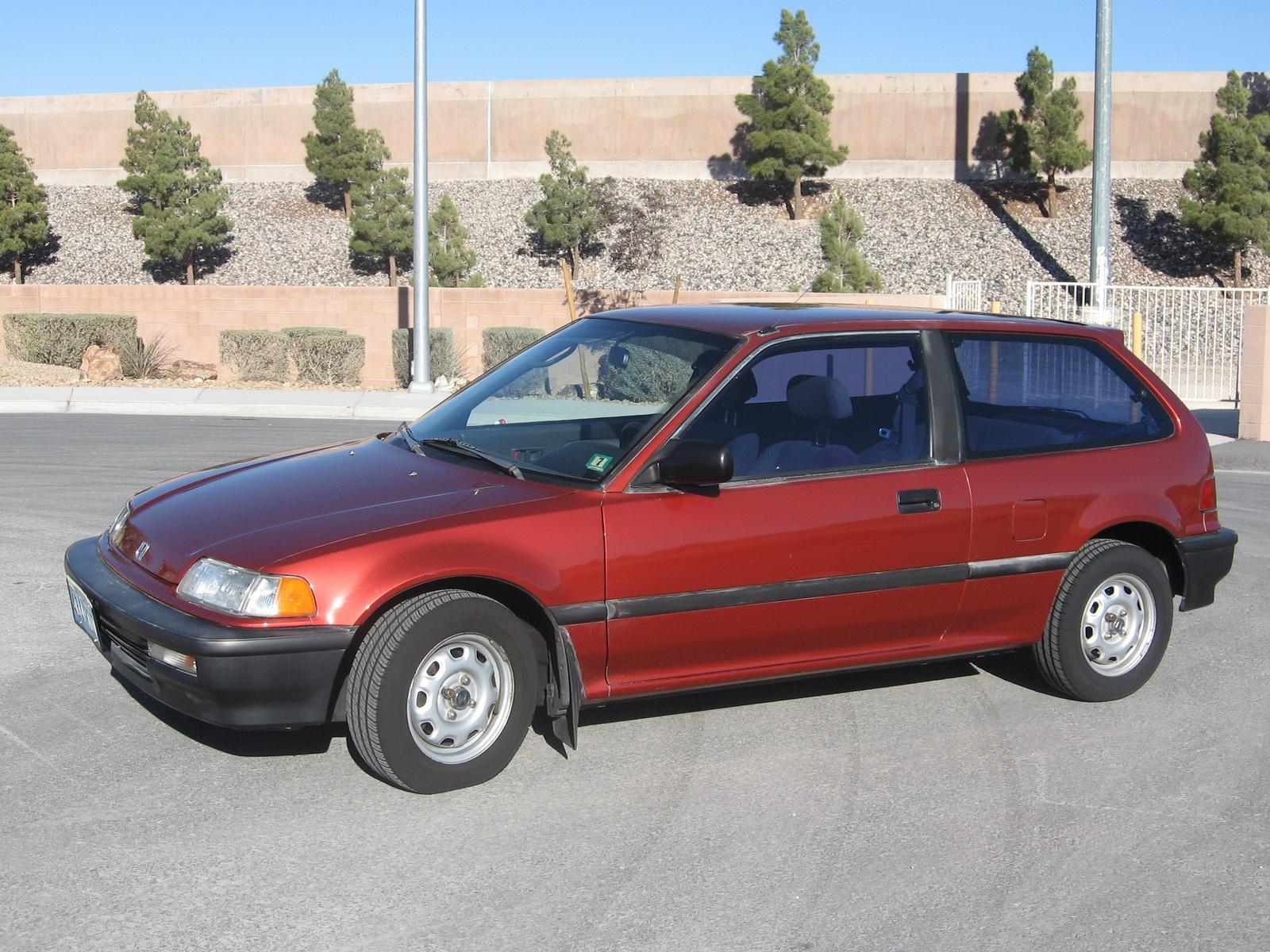 1990 Honda Civic - Trim Information - CarGurus