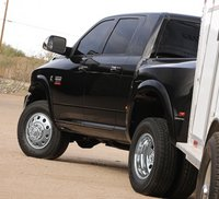 2012 Ram 2500, Back quarter view. , exterior, manufacturer