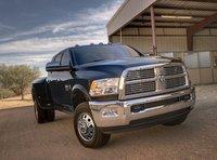 2012 Ram 2500, Front quarter view. , exterior, manufacturer