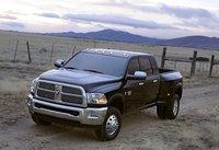 2012 Ram 3500, Front quarter view. , exterior, manufacturer