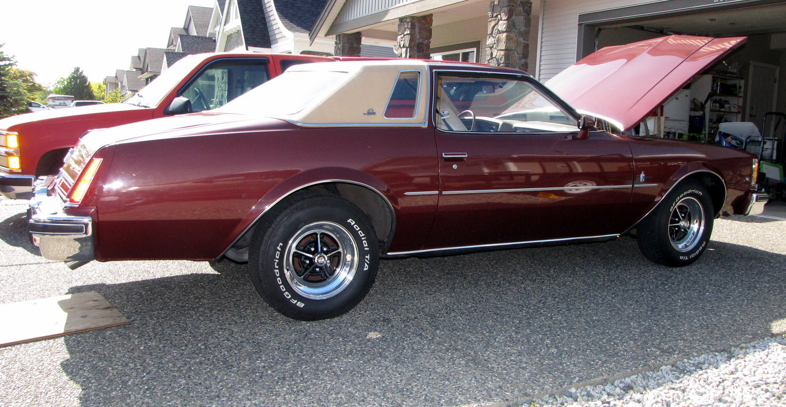Buick Regal Questions I Have A 1976 Buick Regal Sr With