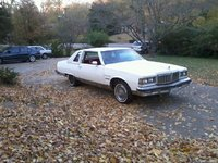 1978 Pontiac Bonneville Overview