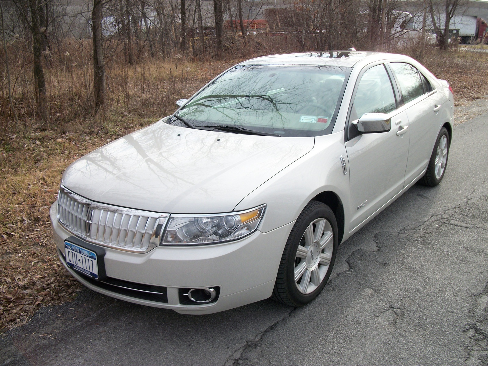 2007 Lincoln MKZ - Overview - CarGurus