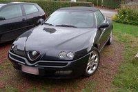 2002 Alfa Romeo GTV Overview