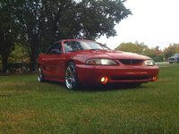 Picture of 1997 Ford Mustang SVT Cobra Convertible, exterior, gallery_worthy