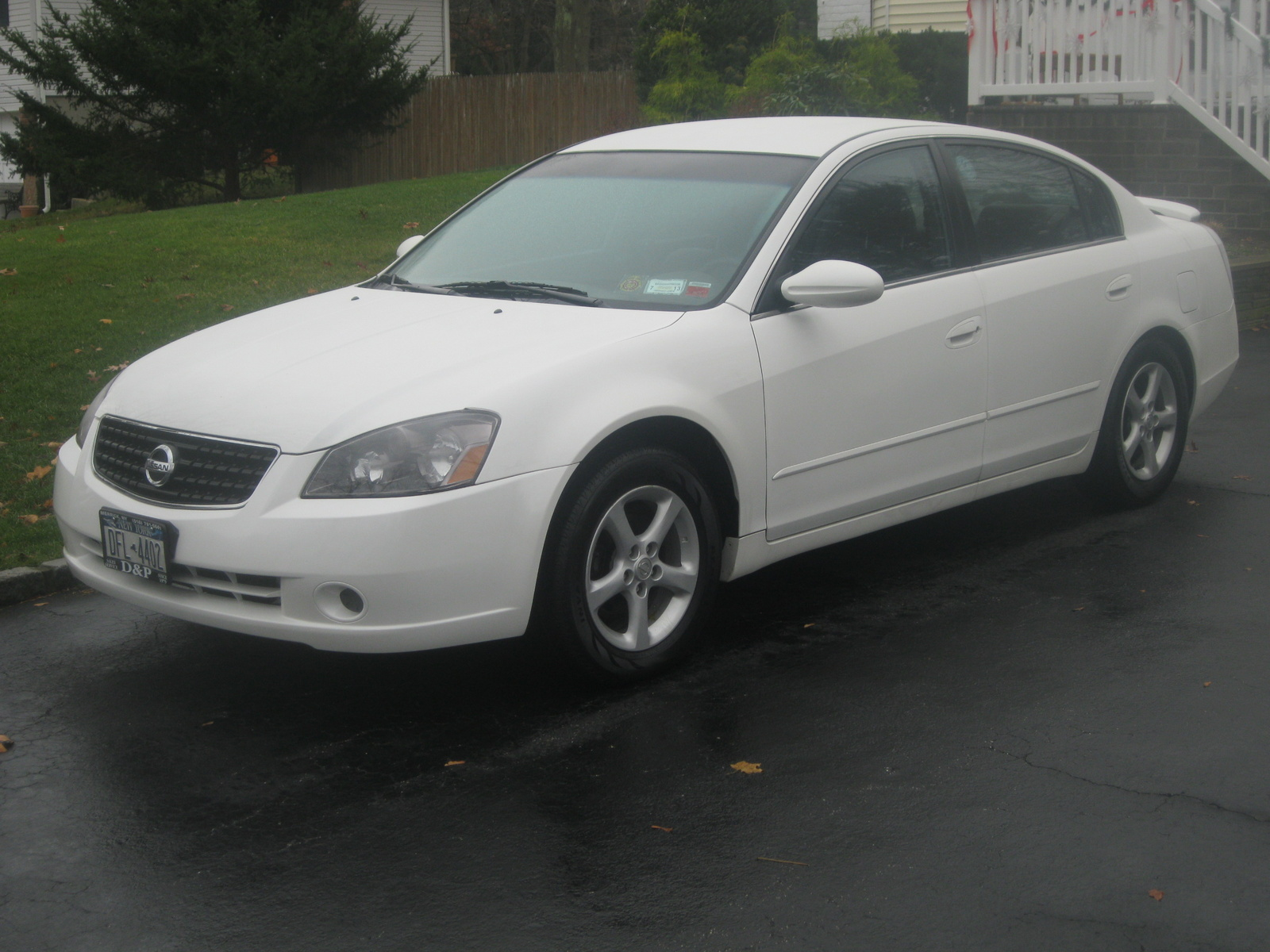 2006 nissan altima se r specs. Black Bedroom Furniture Sets. Home Design Ideas