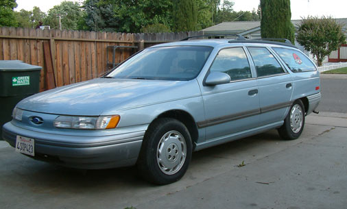 Picture of 1991 Ford Taurus L Wagon, exterior