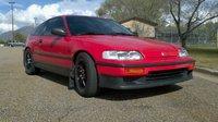 1991 Honda Civic CRX CRX Si picture, exterior