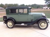 1931 Ford Model A, 1931 Model A 2-door sedan, exterior, gallery_worthy