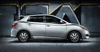 2012 Toyota Matrix, exterior side view, exterior, manufacturer