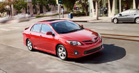 2012 Toyota Corolla, exterior right front quarter view, manufacturer, exterior