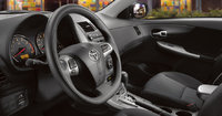 2012 Toyota Corolla, interior front drivers side, interior, manufacturer