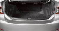 2012 Toyota Corolla, interior rear cargo, interior, manufacturer