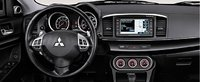 2012 Mitsubishi Lancer, interior drivers and navigation, manufacturer, exterior