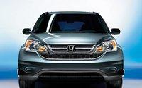 2012 Honda CR-V, exterior front full view, exterior, manufacturer