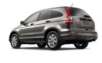 2012 Honda CR-V, exterior rear quarter view, exterior, manufacturer