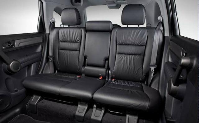 2012 Honda CR-V, interior rear , interior, manufacturer