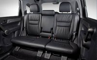 2012 Honda CR-V, interior rear , manufacturer, interior
