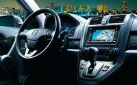 2012 Honda CR-V, interior steering and navigation, interior, manufacturer