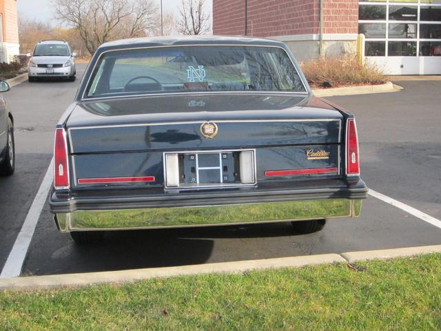 1985 Cadillac DeVille - Pictures - CarGurus