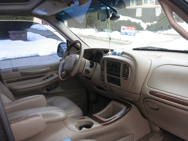 Picture of 1998 Lincoln Navigator 4WD, interior, gallery_worthy