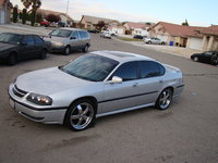 Picture of 2000 Chevrolet Impala LS, exterior