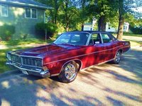 1968 Ford LTD, Before the Car show in the summer of 2011., exterior, gallery_worthy