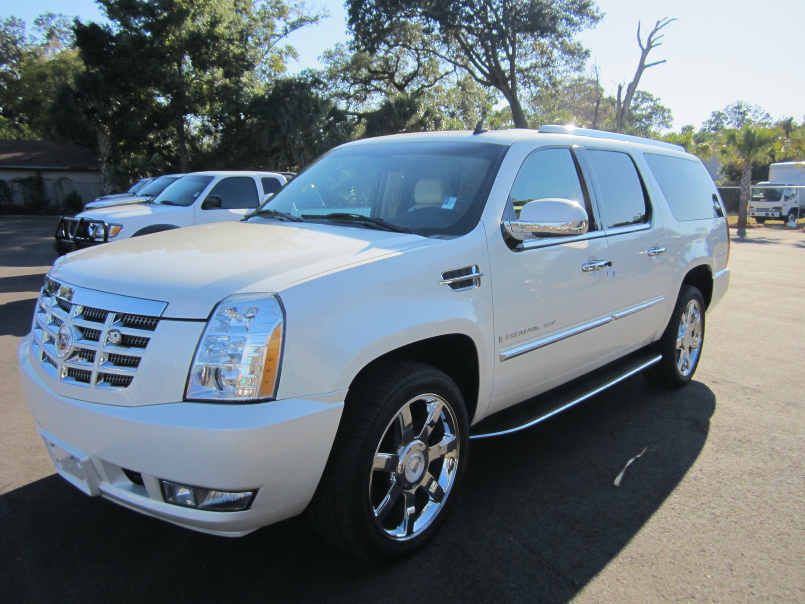 2007 cadillac escalade esv. Cars Review. Best American Auto & Cars Review