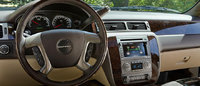 2012 GMC Yukon Denali, interior drivers and navigation panel, interior, manufacturer