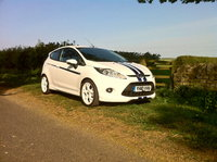 Picture of 2010 Ford Fiesta, exterior