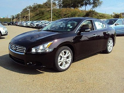 Picture of 2012 Nissan Maxima S, exterior, gallery_worthy