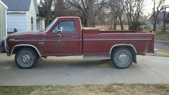 Picture of 1986 Ford F-250