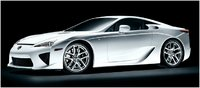 2012 Lexus IS F, Front quarter, exterior, manufacturer