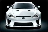 2012 Lexus IS F, Front view, exterior, manufacturer, gallery_worthy