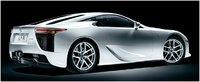 2012 Lexus IS F, Rear quarter, exterior, manufacturer, gallery_worthy