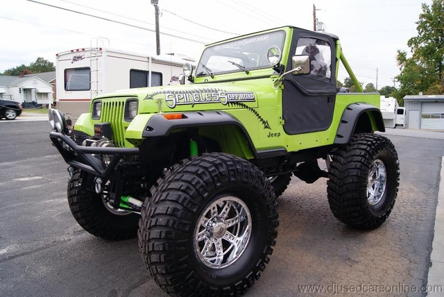Picture of 1987 Jeep Wrangler