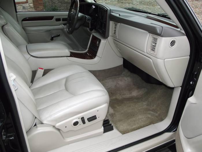 2004 Cadillac Escalade Interior Pictures Cargurus