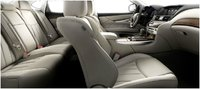 2012 INFINITI M Hybrid, Interior seating, interior, manufacturer