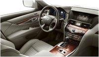 2012 INFINITI M Hybrid, Interior cockpit, interior, manufacturer