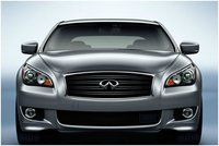 2012 Infiniti M Hybrid, Front view, exterior, manufacturer