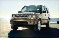 2012 Land Rover LR4, Front quarter, exterior, manufacturer