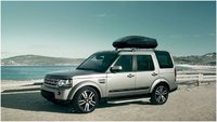 2012 Land Rover LR4, Side view, manufacturer, exterior