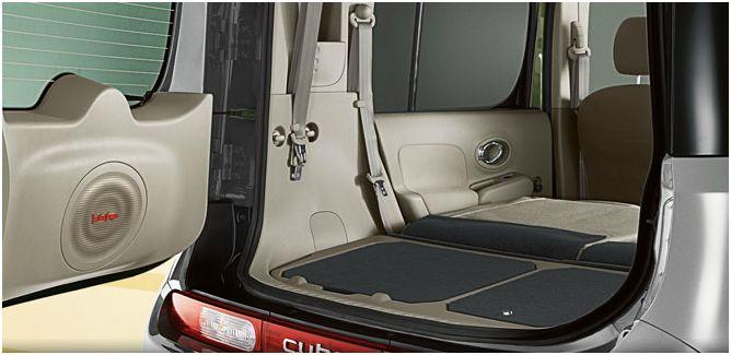 2012 Nissan Cube, Interior, interior, manufacturer
