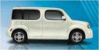 2012 Nissan Cube, Side view, exterior, manufacturer