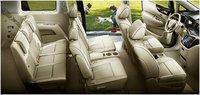 2012 Nissan Quest, Interior seating, interior, manufacturer, gallery_worthy